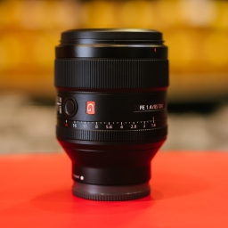 Sony 85mm f/1.4 G-Master: A First Look
